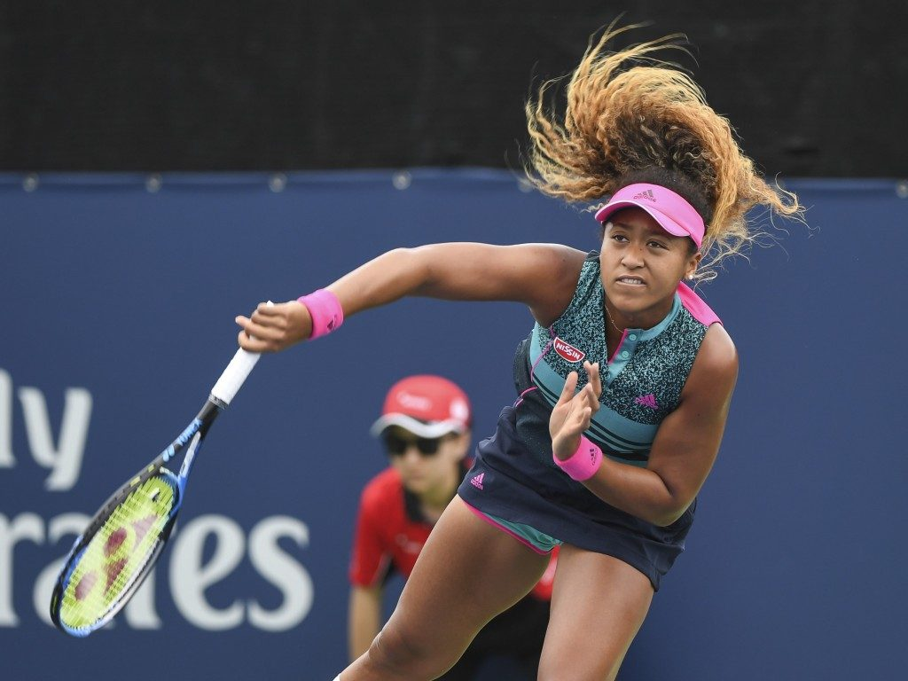 View from the bubble: Naomi Osaka's coming of age on the world stage