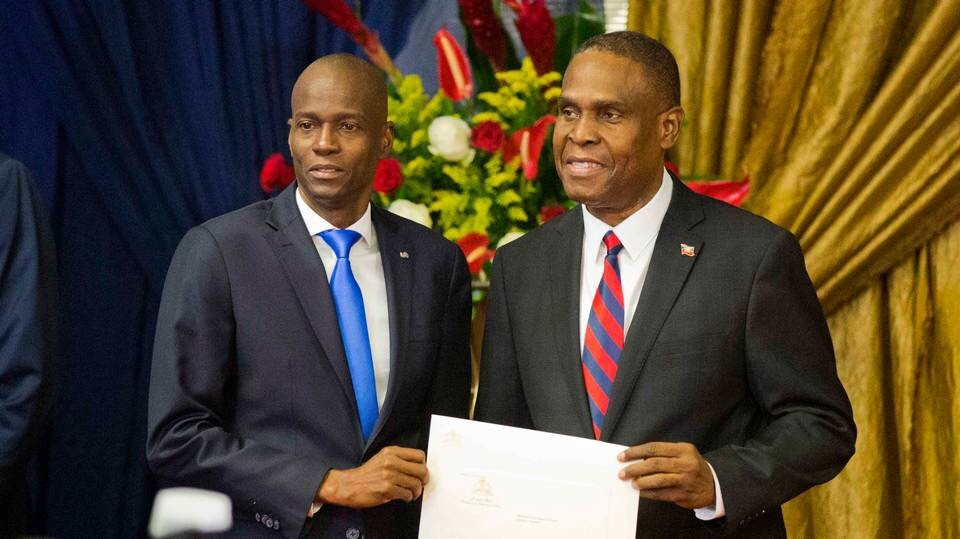 Haiti's latest government falls after six months as lawmakers fire prime minister
