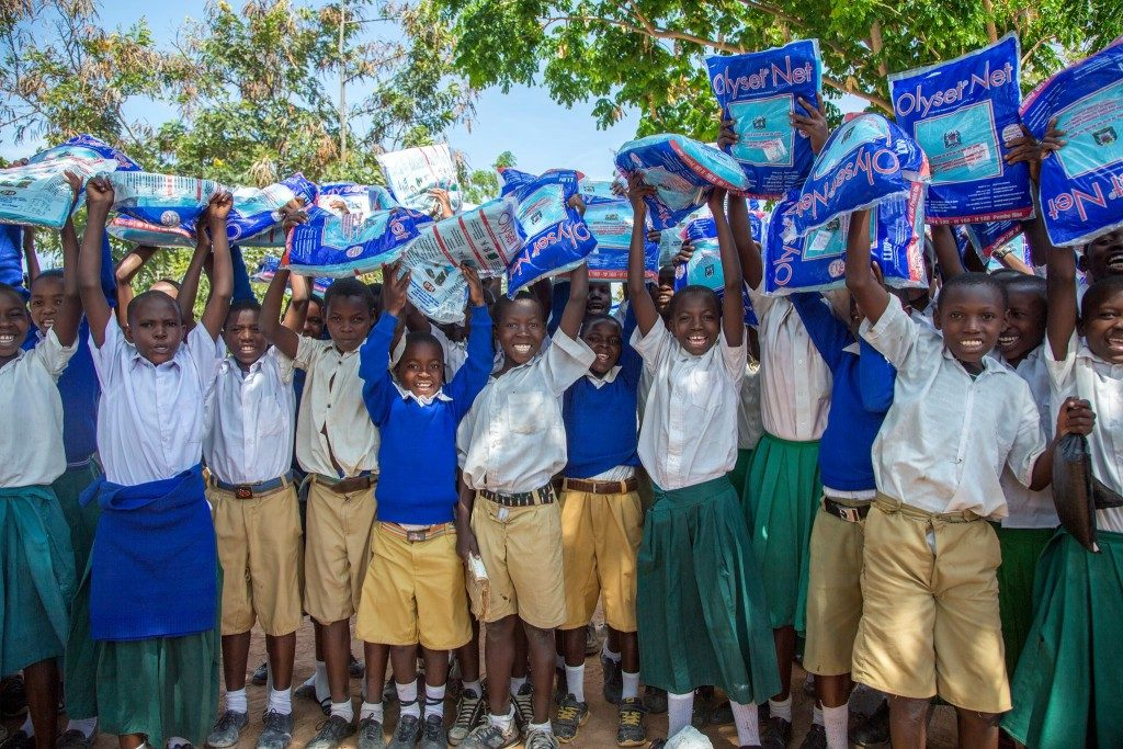 Mosquito-borne Diseases Cut in Half Due to Prevention Programs in Haiti