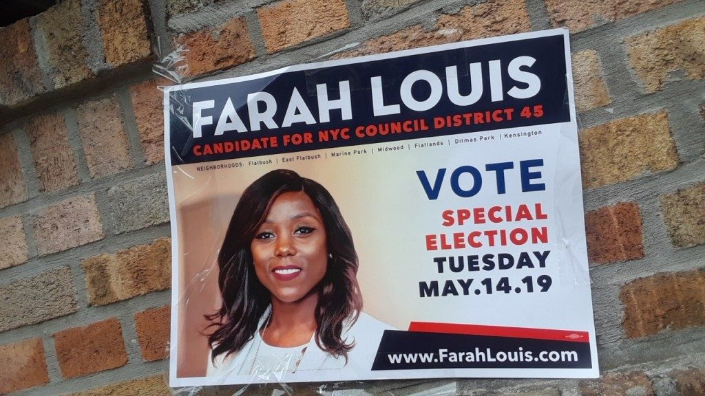 Repeating History? Race for Brooklyn's 45th District and the Haitian Vote