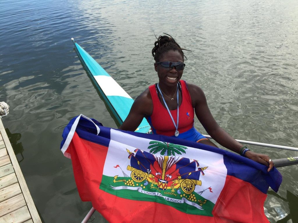 Haitian-American Teen Rowing Career is Just Getting Started