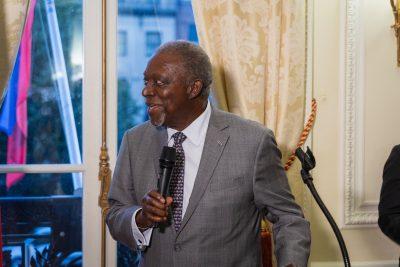 Haiti Ambassador Hosts Networking Mixer in DC