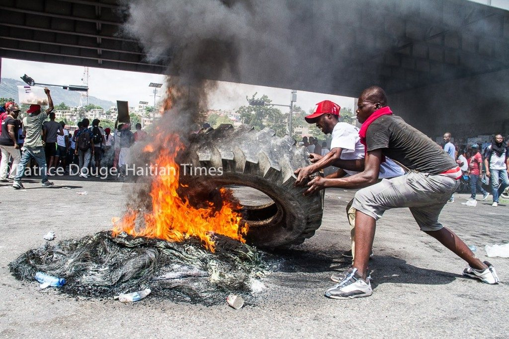 US Calls For The Respect Of Rule Of Law In Haiti