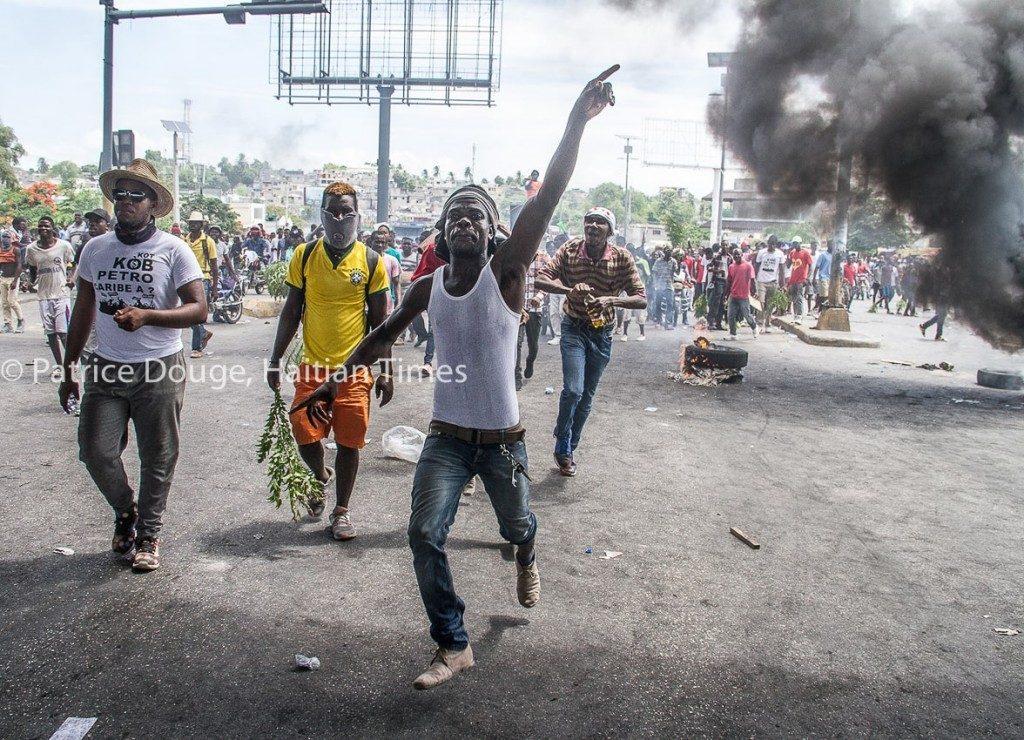Is Haiti a Failing State?