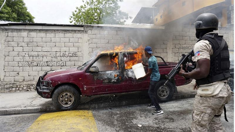 Journalists in Haiti demand protection after reporter's killing