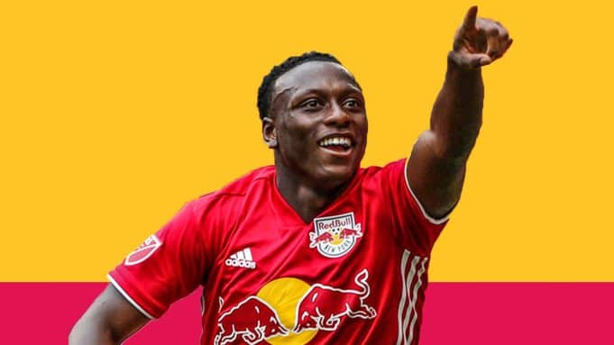 New York Red Bulls' Derrick Etienne Jr. completely changed Haiti's match