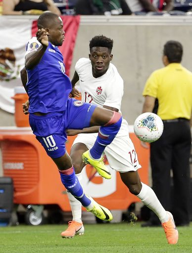 Haiti beats Canada, reaches Gold Cup semifinals