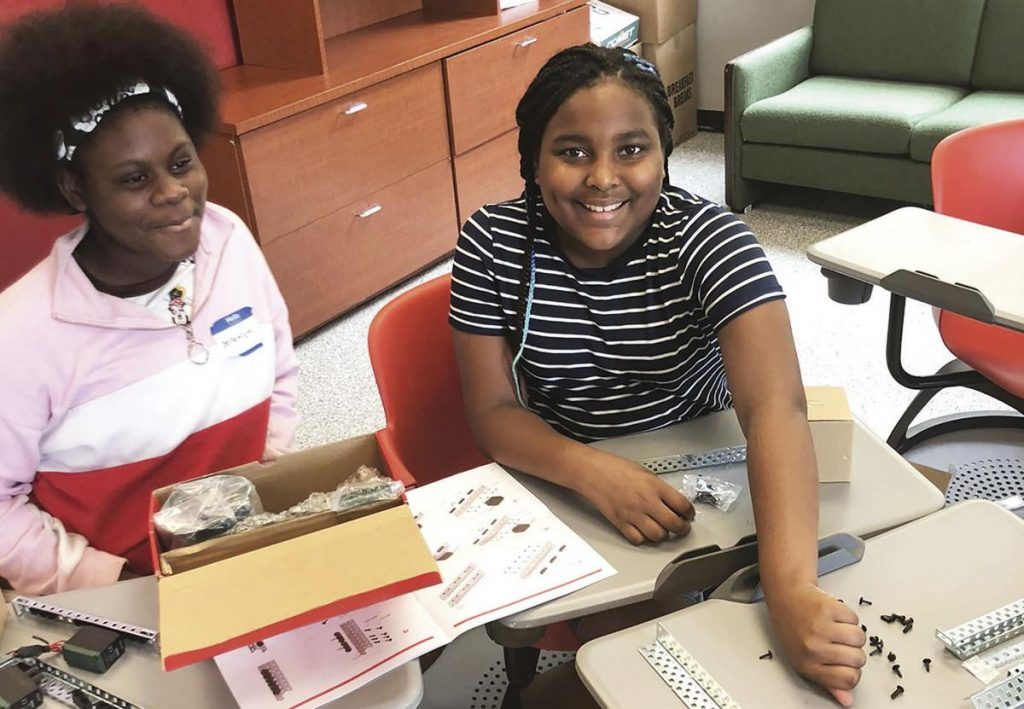 Little Haiti students immerse in STEM training