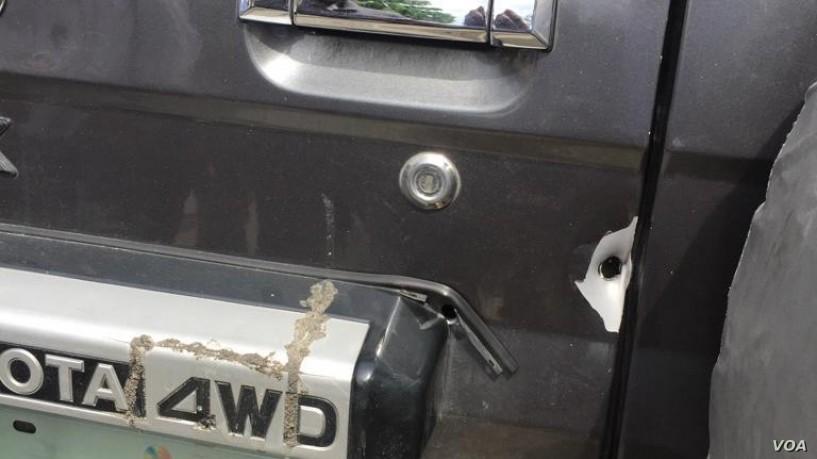 Haitian Lawmaker: Gunmen Targeted His Vehicle