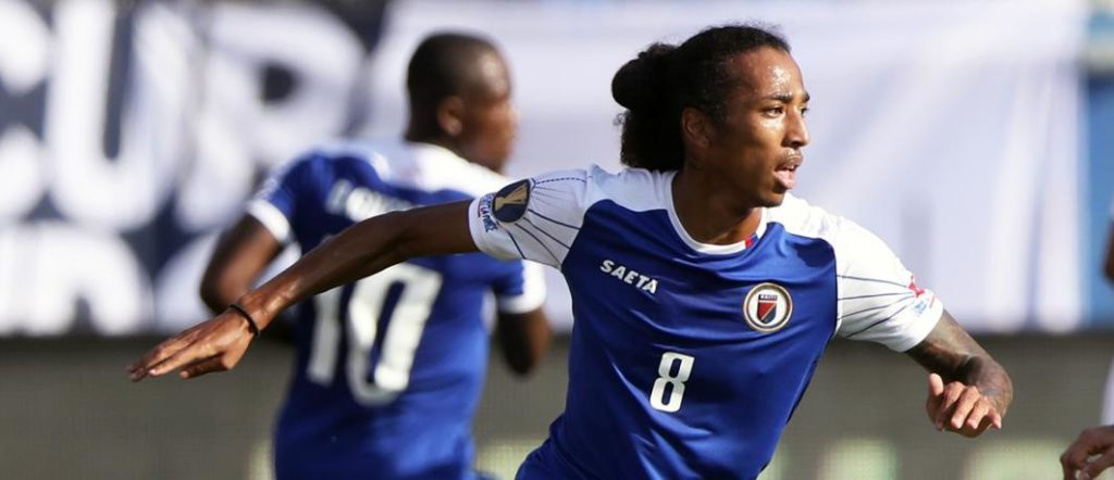 Zachary Herivaux on making Haiti's national team and pride in his Haitian-Japanese identity