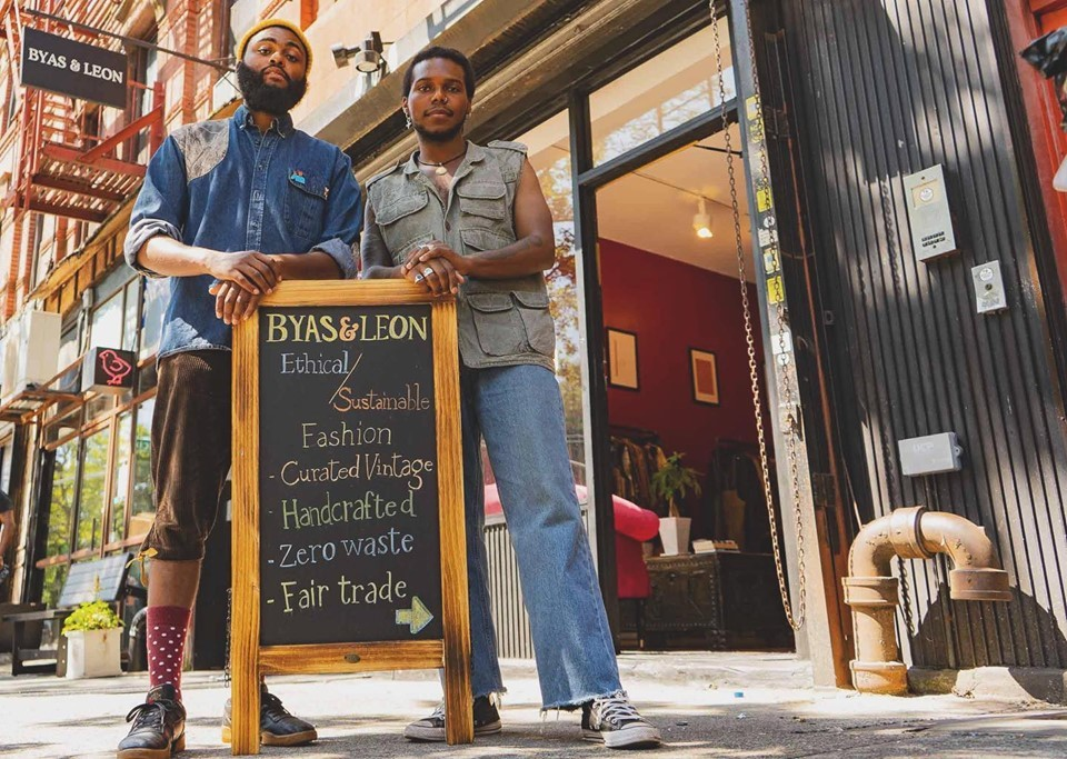 This Haitian Owned Brooklyn Shop Pushes The African Diaspora Forward With Curated Sustainable Fashion