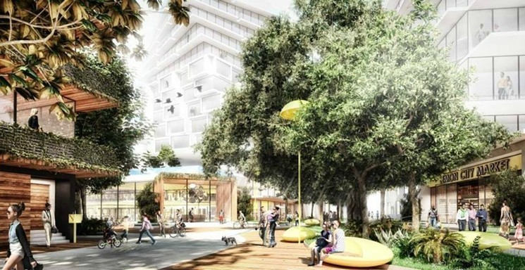 Little Haiti Activist Sues to Stop Massive, Controversial Magic City Development
