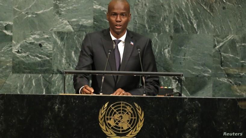 Haiti's President Cancels UN Speech