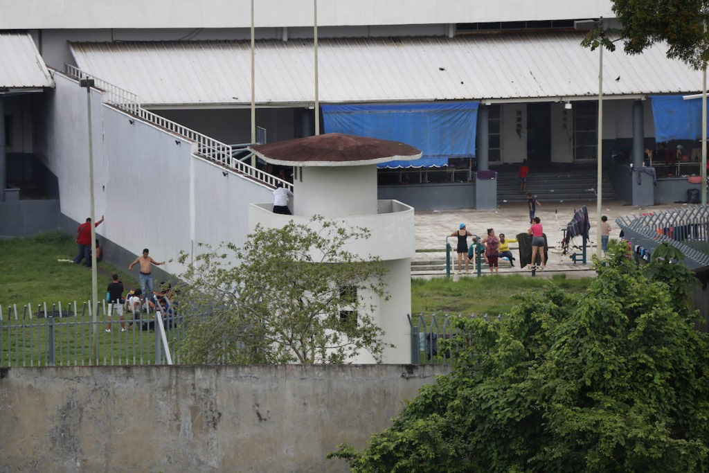 Two Haitians, Including A Pregnant Woman, Die From Poor Treatment in Mexican Detention Center