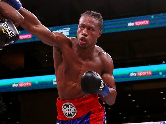 Haitian American Boxer Patrick Dies From Injuries Sustained from Saturday's Fight