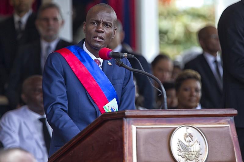 Haiti President Calls for International Support