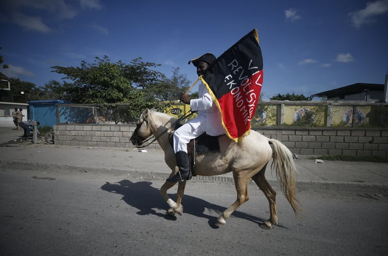 Haiti Protests Summon Spirit of the Haitian Revolution to Condemn a President Tainted by Scandal
