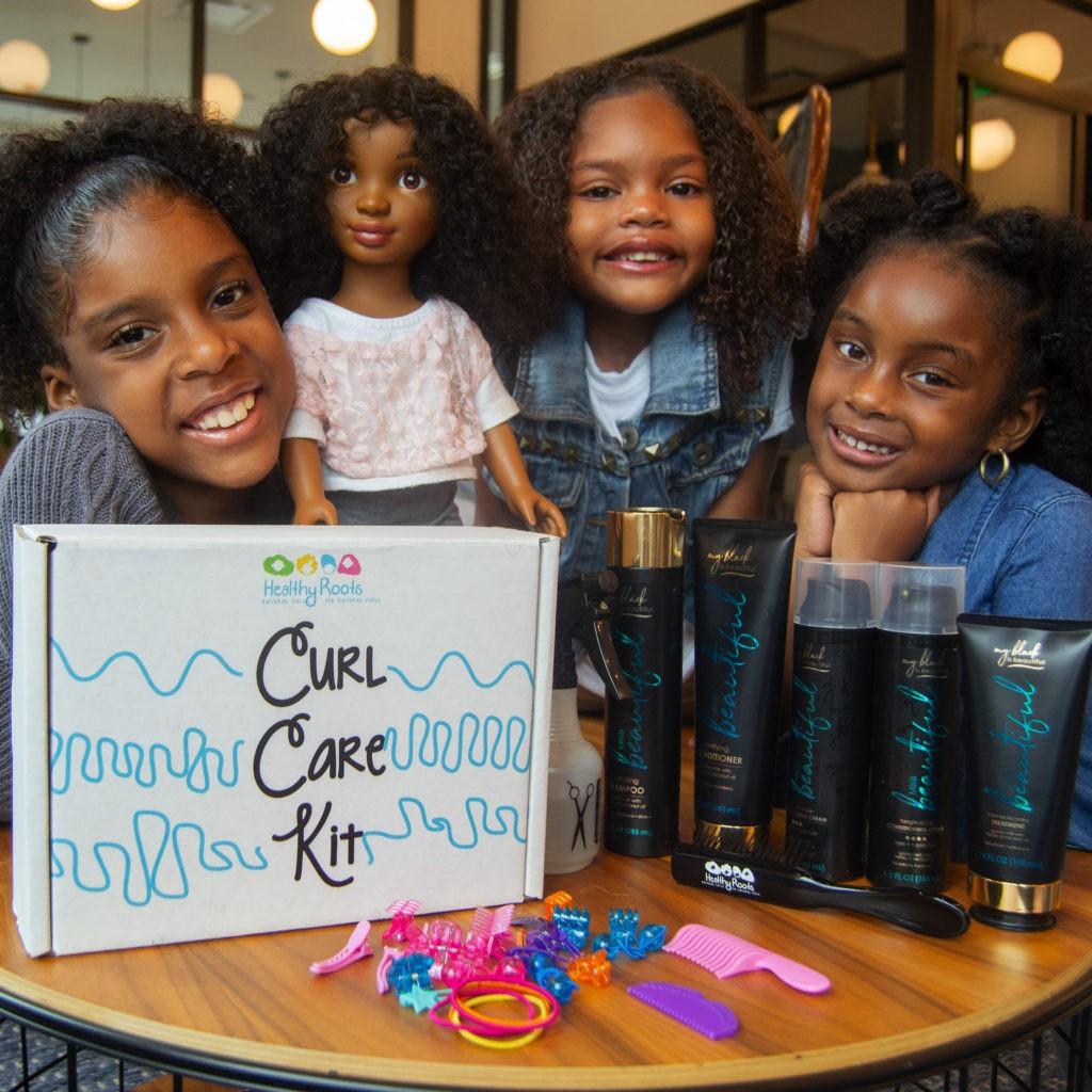 Haitian Entrepreneur Yelitsa Jean-Charles Teaches Self-Love with Natural Hair Doll