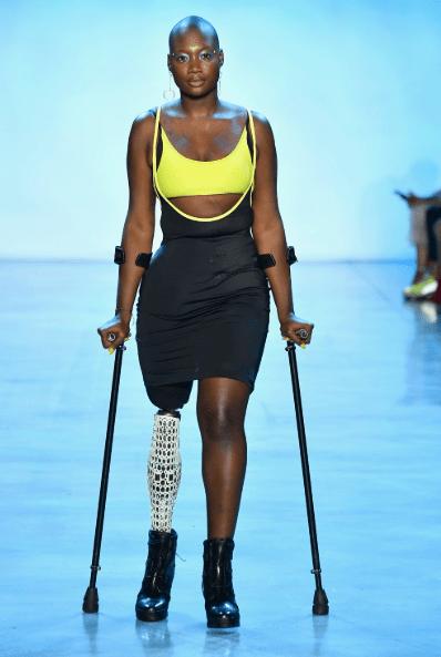 Trailblazing Haitian-American Model Mama Cax Has Died