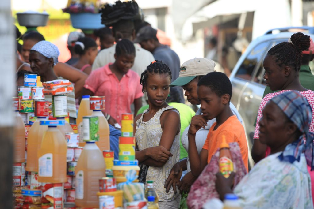 President Jovenel Moïse determined to provide access to credit to vulnerable segments of the population