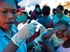 Zero cholera cases reported in 2019