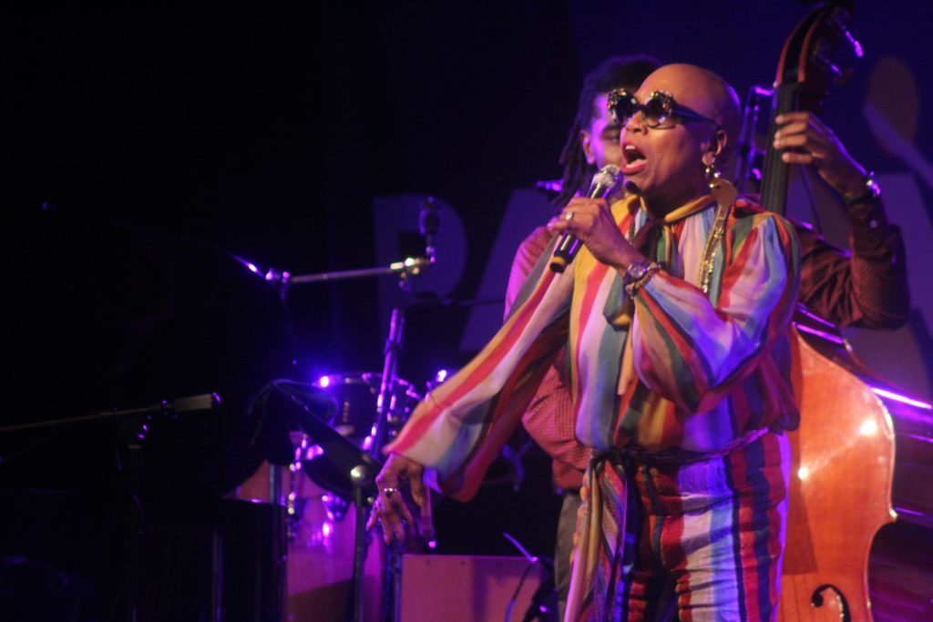 PAPJAZZ  opens with acclaim