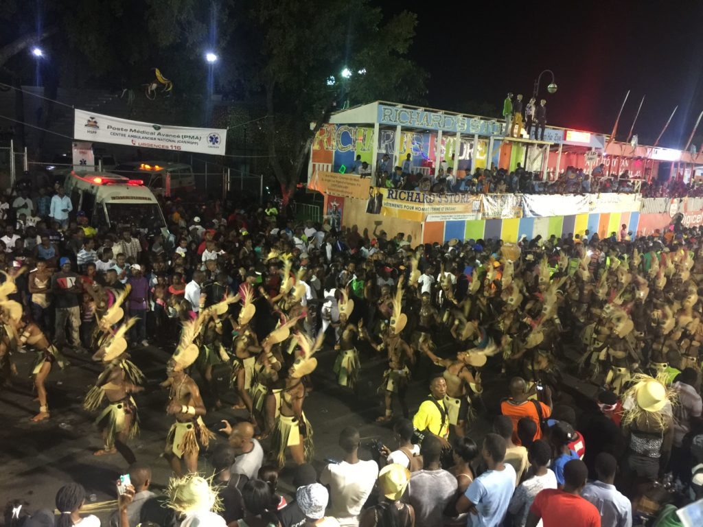 Port-au-Prince to host 2020 national carnival