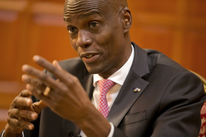 President Jovenel Moïse optimistic about negotiations