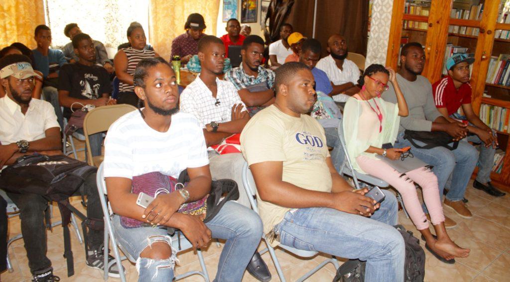 Haitian filmmakers open a film school in Haiti