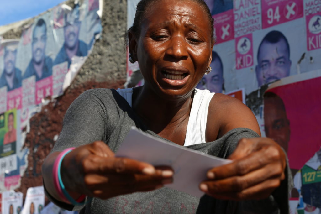 """An Open Letter to the Haitian People """"I Pray for You"""""""