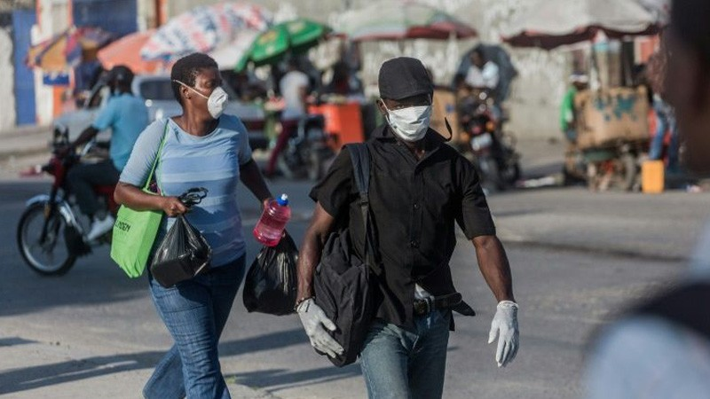 In Haiti, virus crisis leaves cancer patients in limbo