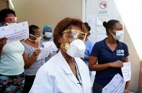 Haiti is making face masks, medical garments to fight the coronavirus and save jobs