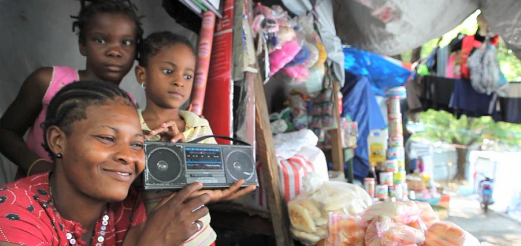 Haiti Radio news