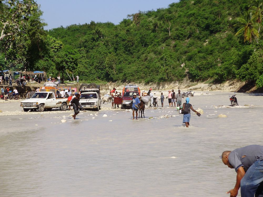 Haiti hurricane, flooding, sustainability
