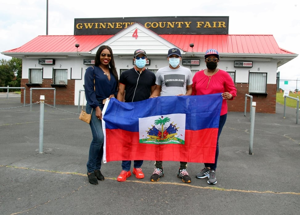 haitian american voters in georgia