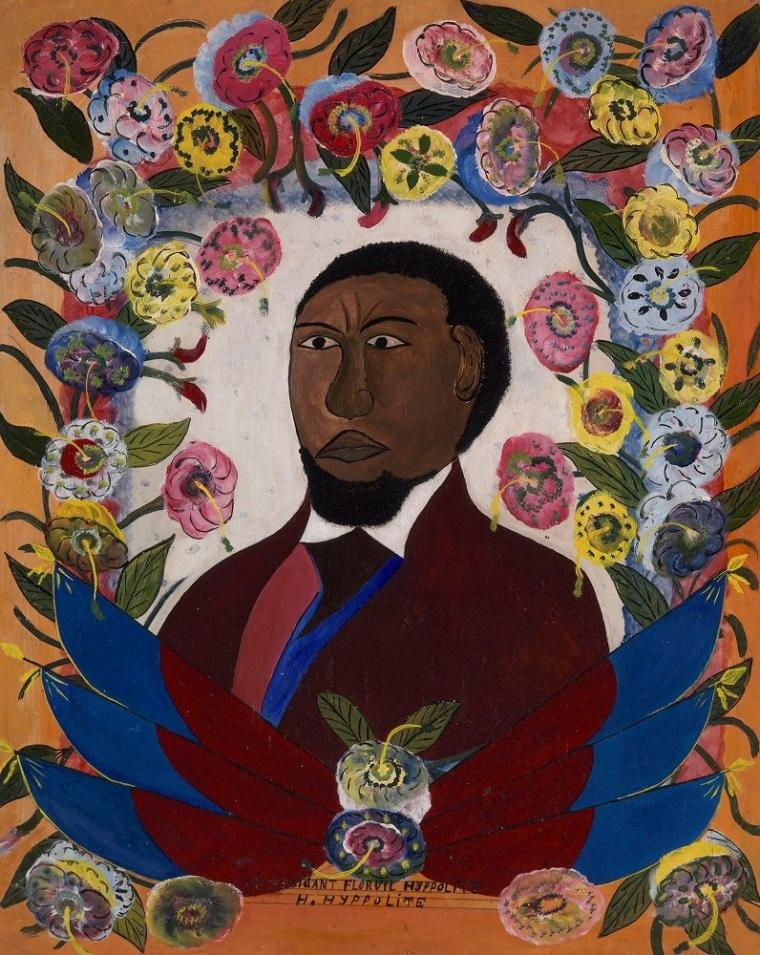 Hector Hyppolite Haitian Art