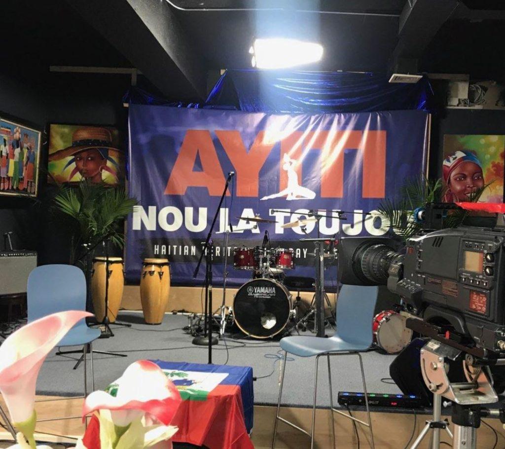 haitian independence day celebration