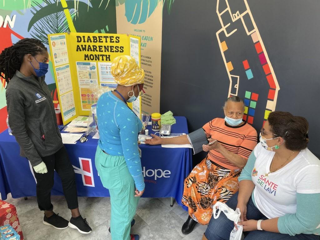 Haitian health, black maternal health, NYC health
