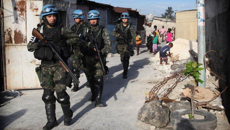 UN Haiti paternity case child support