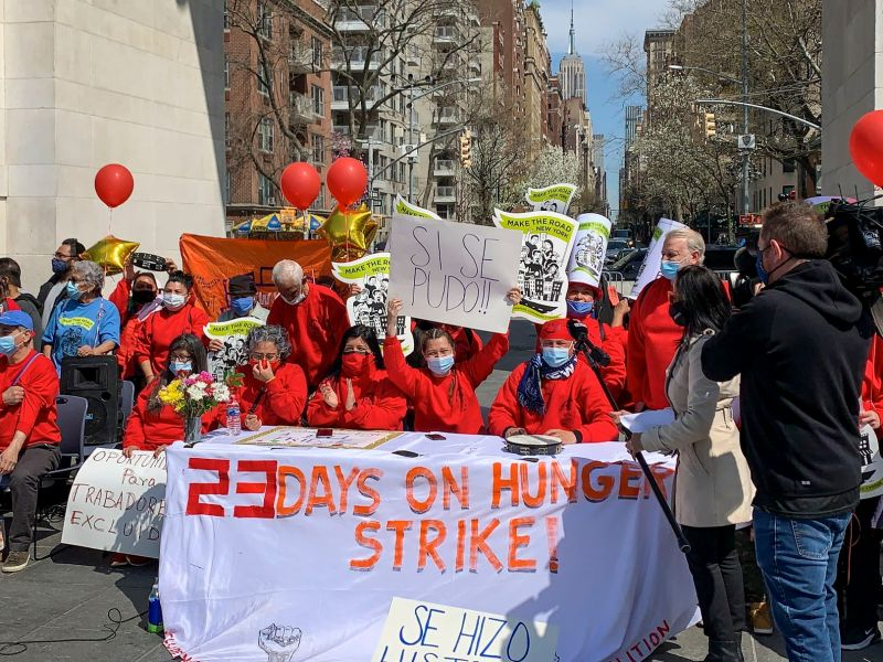 excluded workers fund New York