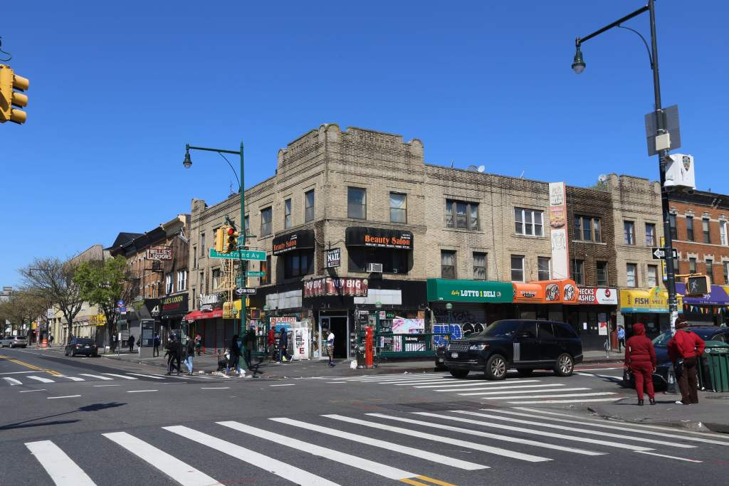 Nostrand Ave.