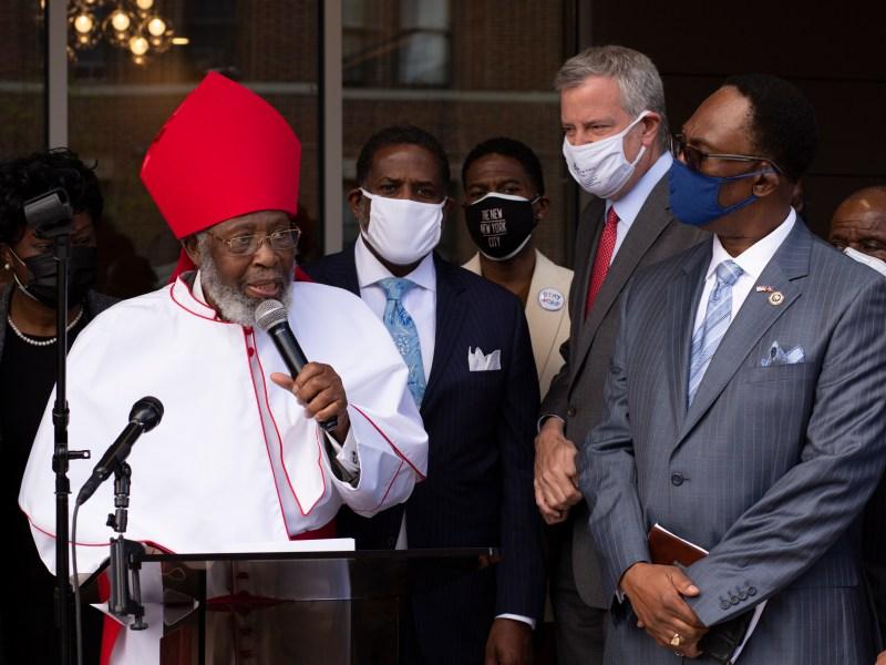 philius nicolas Haitian pastor