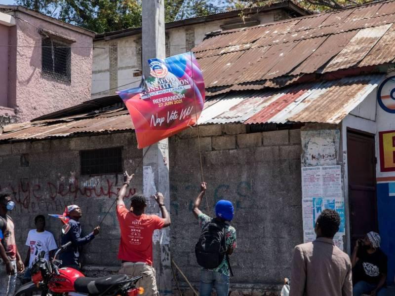 haiti referendum, haiti constitution