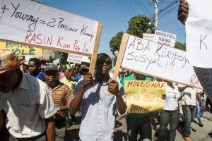 Haiti could face international action, based on impunity report, human rights experts say