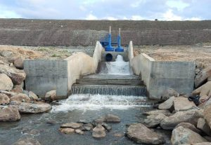 million dam inaugurated in northern town