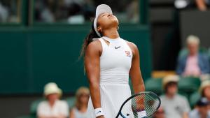 Naomi Osaka gets knocked out early in Madrid Open