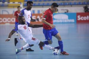 Haiti's indoor soccer team falls to Costa Rica 7-0